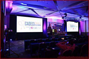 Renta de equipo audiovisual Guadalajara
